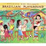 Cover Putumayo Kids Presents: Brazilian Playground