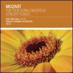 Cover The Four Horn Concertos, Concert Rondo