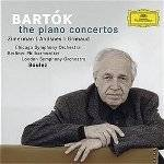 Cover The Piano Concertos