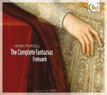 Cover The Complete Fantazias