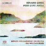 Cover Peer Gynt Suites