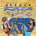 Cover Putumayo presents Greece: a Musical Odyssey