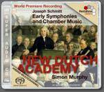 Cover Early Symphonies and Chamber Music