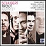 Cover Schubert Trout Quintet