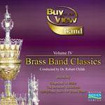 Cover Brass Band Classics Volume IV