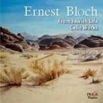 Cover From Jewish Life, Cello Works