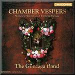 Cover Chamber Vespers - miniature masterpieces of the Italian baroque