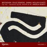 Cover Cello Sonatas, Vol. 2
