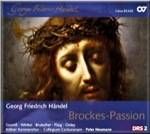 Cover Brockes-Passion