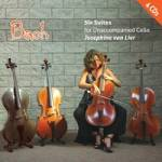 Cover Six Suites for Unaccompanied Cello