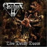 Cover Live Death Doom