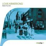 Cover Louis Armstrong  Meets the Girls