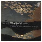 Cover String Quartets 5 & 6