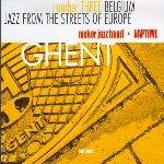 Cover Jazz From the Streets of Europe – Number Three: Belgium