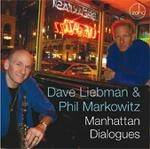 Cover Manhattan Dialogues