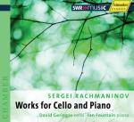 Cover Works for Cello and Piano