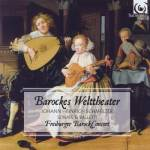 Cover Barockes Welttheater: Sonate & Balletti