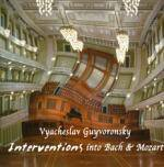 Cover Interventions into Bach & Mozart