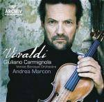 Cover Concertos for Violin, Strings and Continuo