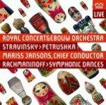 Cover Petrushka & Symphonic Dances
