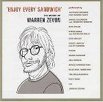 Cover Enjoy Every Sandwich: The Songs of Warren Zevon