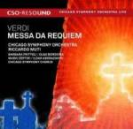 Cover Messa da Requiem