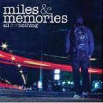 Cover Miles and Memories