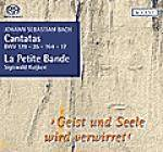 Cover Cantatas, Volume 5 (BWV 179, 35, 164, 17)