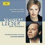 Cover Lieder with orchestra