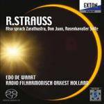 Cover Also Sprach Zarathustra, Don Juan, Rosenkavalier Suite