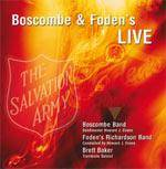 Cover Boscombe & Foden's Live