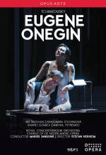 Cover Eugene Onegin
