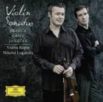 Cover Violin Sonatas