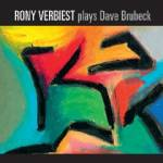 Cover Rony Verbiest plays Dave Brubeck