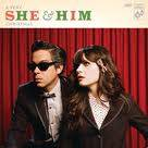 Cover A Very She & Him Christmas