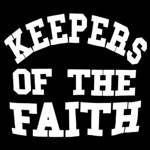 Cover Keepers of the Faith